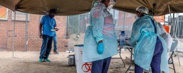 Il Covid dilaga in Sudamerica e Africa 14 morti per asfissia in Brasile. Ospedali senza ossigeno. Lockdown a Pechino. Scontri in Tunisia