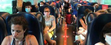 Rebus tamponi, nulla di fatto sui trasporti. Tutte le incognite del rientro in classe. I sindacati: bus e treni insicuri, nessun monitoraggio
