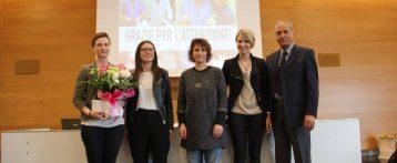 Consegnate a due giovani laureati in Veterinaria le annuali borse di studio intitolate al compianto Giovanni Vincenzi