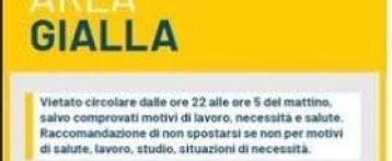 """Mezza Italia gialla tra 7 giorni """"Ma attenti a non fare pazzie"""". L'allarme di governo e scienziati: """"Non spostatevi se non è necessario, ci vuole poco a far risalire la curva"""""""