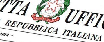 In Gazzetta ufficiale anche il Dpcm con le misure di contenimento del contagio nei Comuni di Lombardia e Veneto